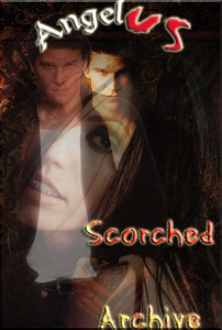 Scorched fanfic cover